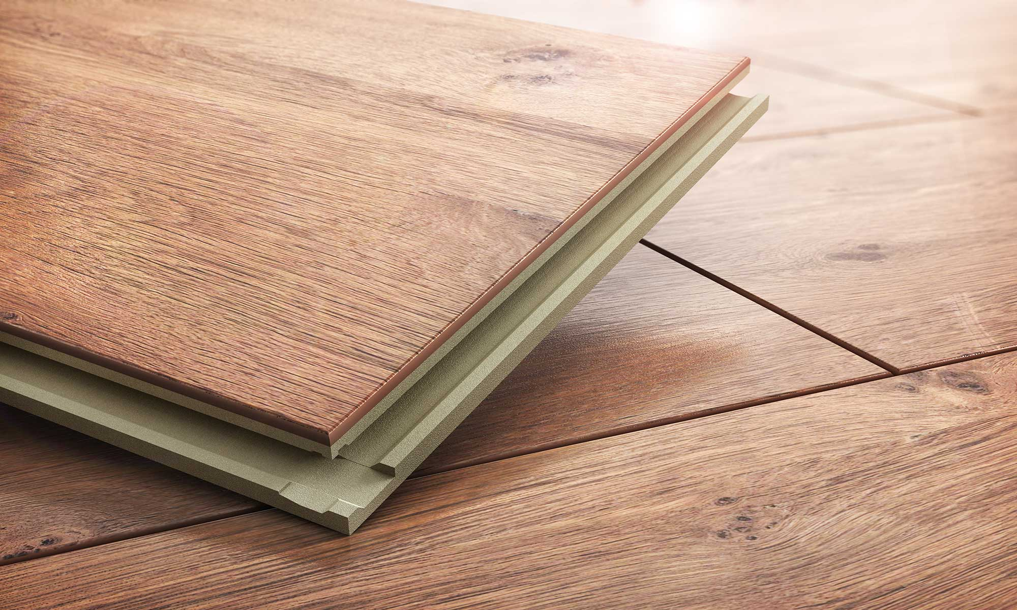 image of laminate plank