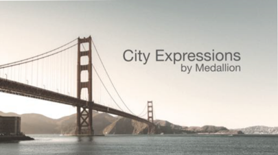 image of city expressions logo
