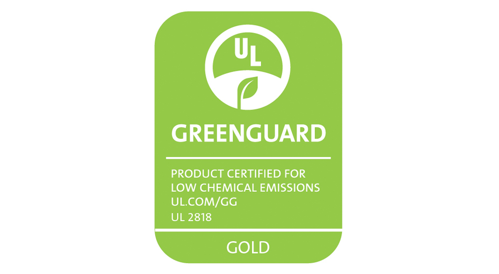 image of Greenguard logo