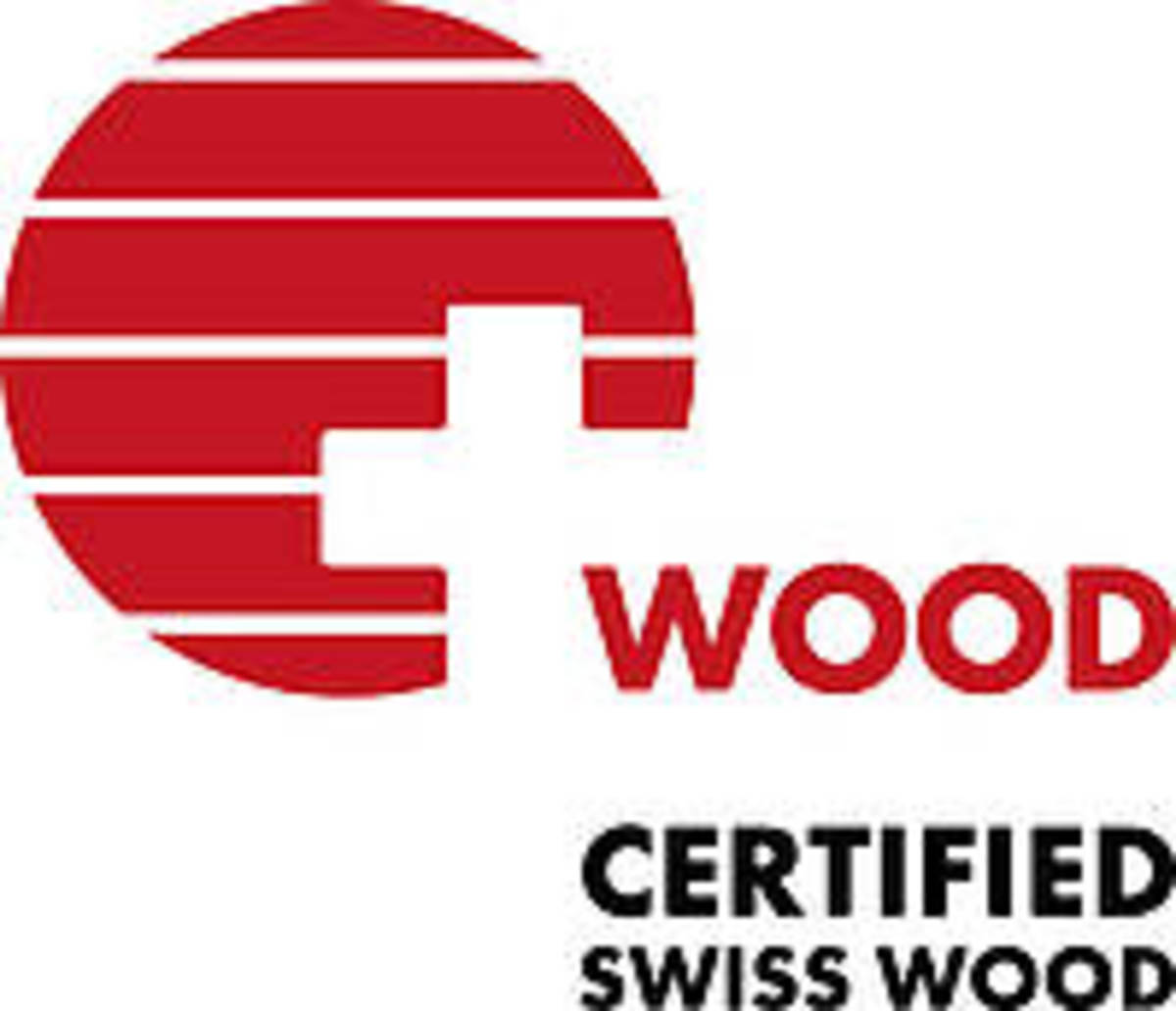 image of wood certified logo
