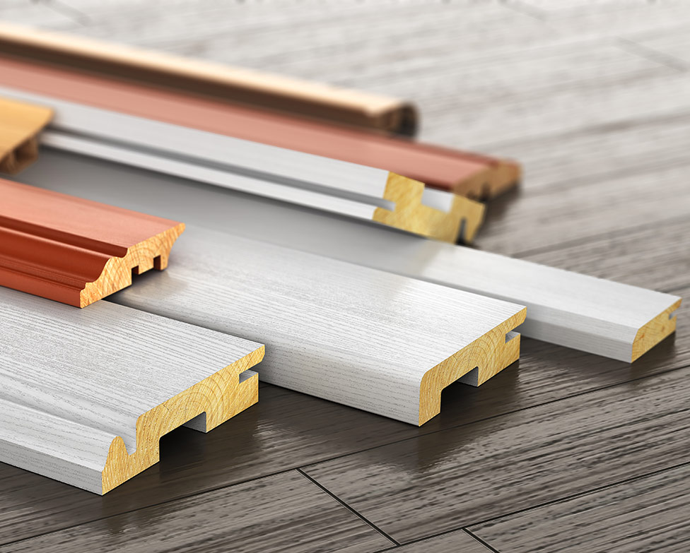 image of mouldings for wood floors